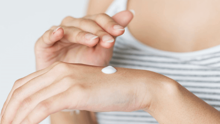 CBD extract products for skin care